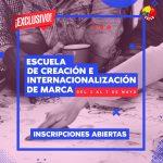 Escuela de creación e internacionalización de marca
