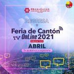 Registro Feria de Cantón – OnLine
