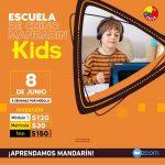Escuela de Chino Mandarín: Kids